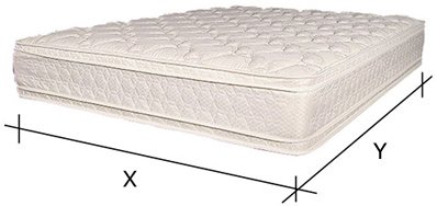 custom size mattresses and odd shapes