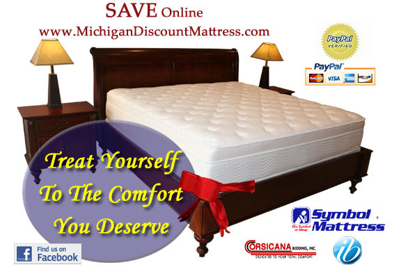 michigan discount mattress online store - Online Mattress Sales